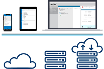 M-Files Cloud Storage